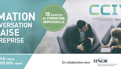 Formation «Conversation anglaise»