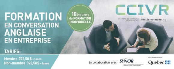 Formation conversation anglaise ccivr - Chambre de commerce en anglais ...