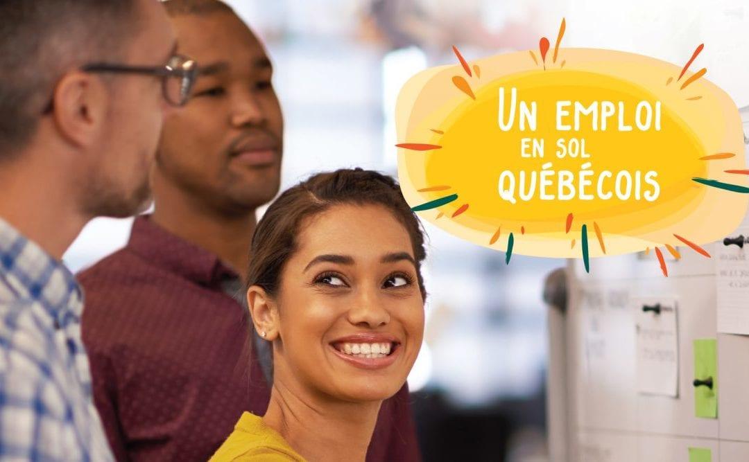 Pénurie de main-d'oeuvre Montérégie : projet «Un emploi en sol québécois»