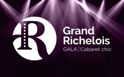 LANCEMENT DU GALA GRAND RICHELOIS DE LA CCIVR