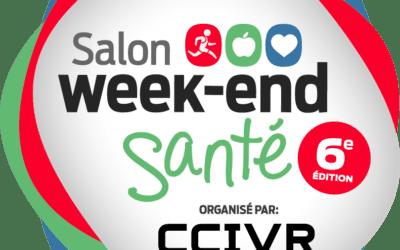 LANCEMENT DE LA 6E ÉDITION DU SALON WEEK-END SANTÉ!